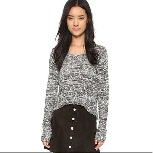 Jack by BB Dakota Paulsen open stitch sweater